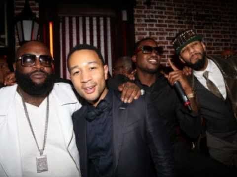 John Legend ft Rick Ross - Who Do We Think We Are