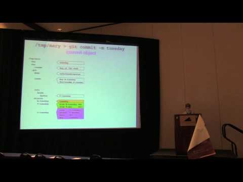 Git from the inside out - Mary Rose Cook
