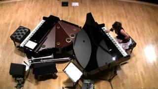 Roland V-Piano Grand Premiere - Los Angeles - Yana Reznik (Part 1)