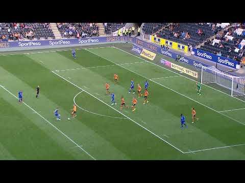 Hull City v Wigan Athletic highlights