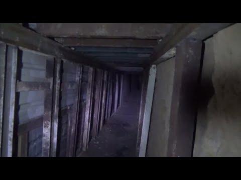 Сирийские военные показали подземный туннель, соединяющий секретные госпитали боевиков