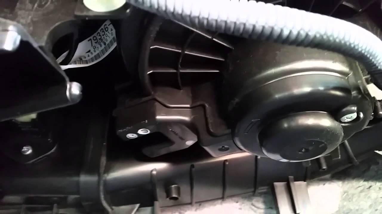 2013 Hyundai Genesis Fuse Box 09 Honda Fit Blower Resistor Pack R Amp R Youtube