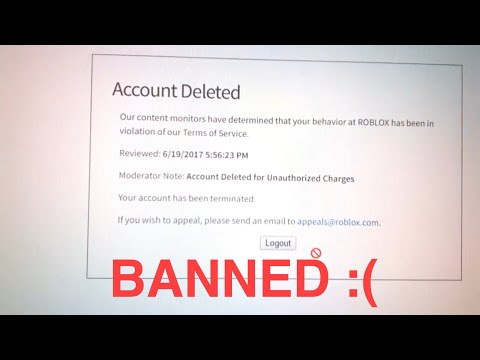 So Then I Got Banned From Roblox 6 19 17 By Shadowdgamer