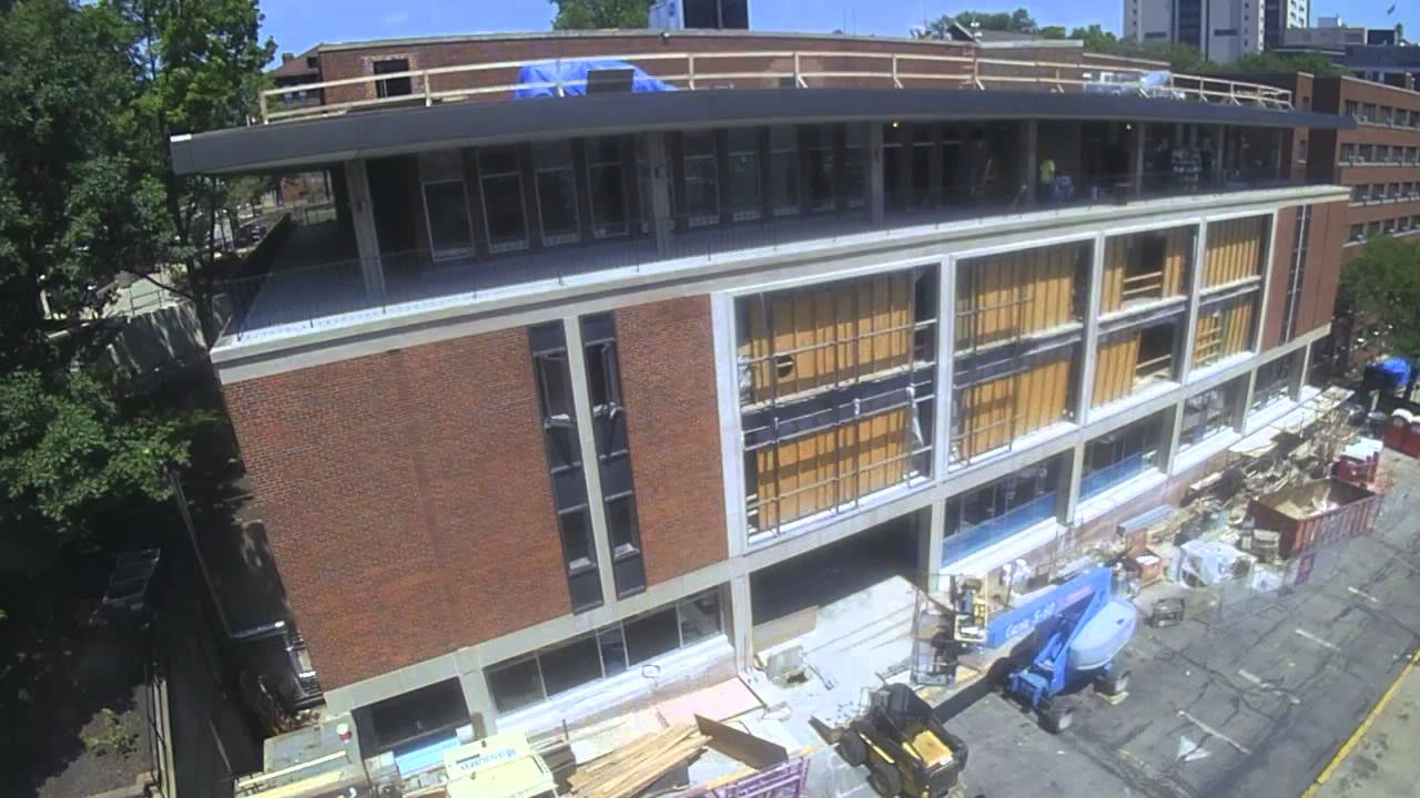 Carlow Campus Map.The Transformation Of Carlow University S University Commons Youtube