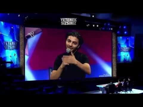 Resul Sofiyev Azeri Dans Yetenek sizsiniz Turkiye