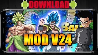 Gambar cover NUEVO MOD DRAGON BALL TAP BATTLE V24 BLACK EDITION BY ANDROIDMAX + SORTEO