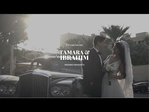 Ritz Carlton DIFC | Tamara and Ibrahim SDE