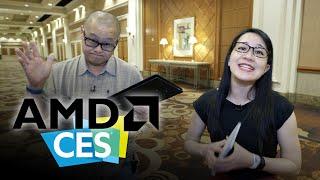 AMD's Ryzen Mobile 4000 revealed! We talk details