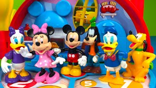 EL DESEO DE MINNIE EN LA CASA DE MICKEY MOUSE - DISNEY STORE MICKEY MOUSE CLUBHOUSE MINNIE