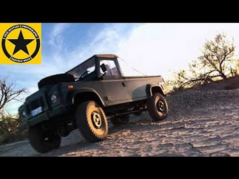 RC 4WD Landy Xing Serengeti Wastelands, Tanzania WORLD TOUR Vol.7