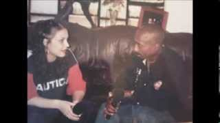 Angie Martinez Tupac Exclusive Interview Clip: Pac's view on Women vs B*tches