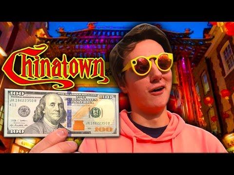 Best $100 Weird CHINATOWN San Francisco Tech