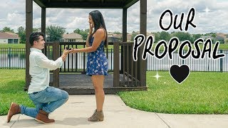 OUR PROPOSAL: Our 6 Year Love Story! Natalie & Dennis thumbnail