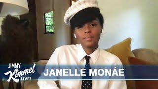 Janelle Monáe on Quarantine Life, DJing & New Movie Antebellum