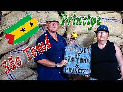 Voyage to São Tomé & Príncipe (West Africa)