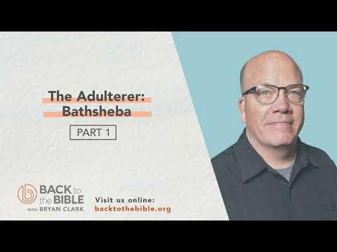 A Hope-Filled Christmas - The Adulterer: Bathsheba pt. 1- 7 of 20