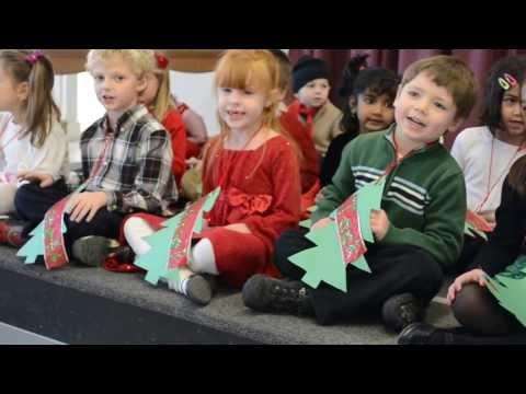 Emma Else Holiday Show at Ancona Montessori Drexel Hill