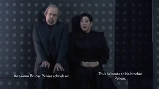 Debussy  Pelléas et Mélisande