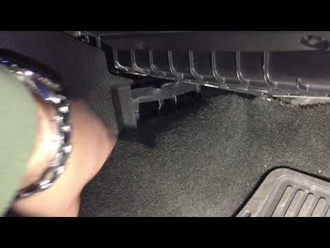 Ford F-150 Blend Door Actuator Motor Fix. Easy No Dash Removal Solution.