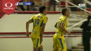 Gol de Diego Pineda | Necaxa 0 - 1 Atlético | Copa MX J6 Cl19 | Televisa Deportes