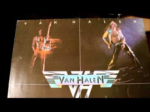 Van Halen - Atomic Punk (1978 vinyl rip / Audio-Technica AT95E)