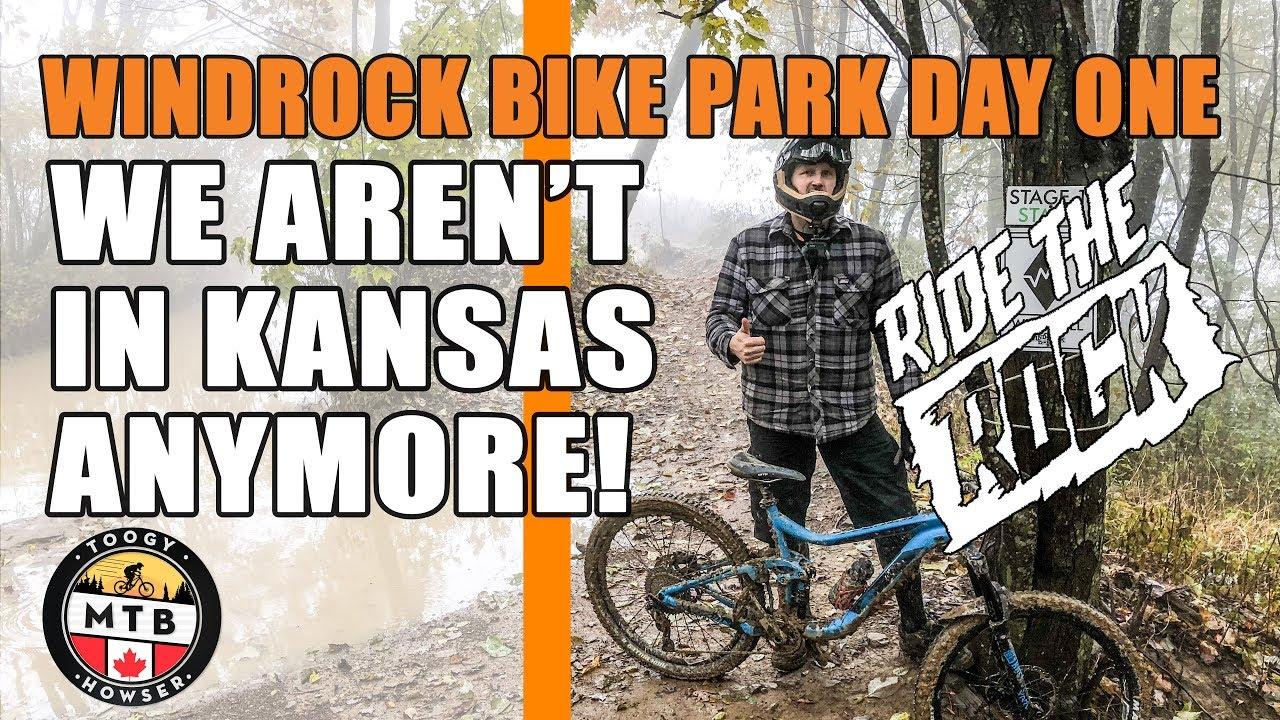 e24ca09fa66 Windrock Bike Park Downhill MTB Trip // Day One Fall 2018 - YouTube