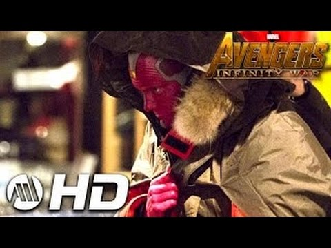 Avengers: Infinity War - Behind The Scenes (2018) Marvel Cinematic Universe HD
