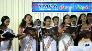 St Pauls CSI Church Kunnamkulam YMCA Carole Night 22Dec2011