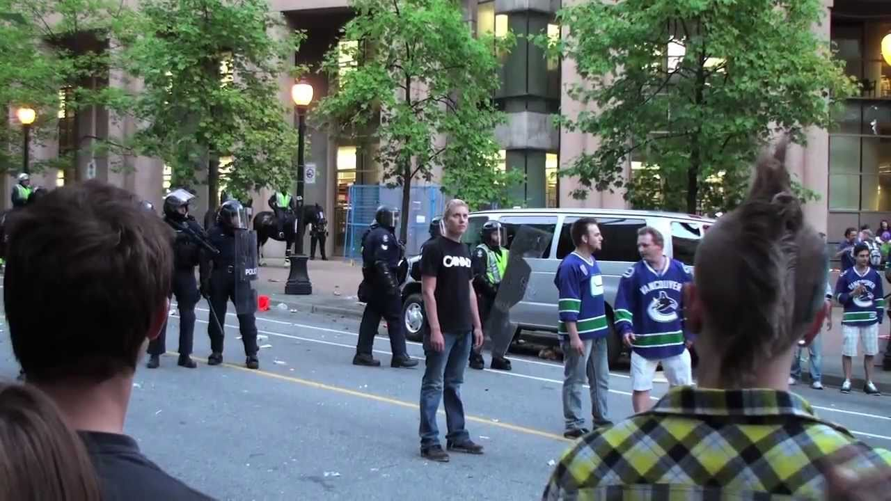 Vancouver June 15th 2011 Riot