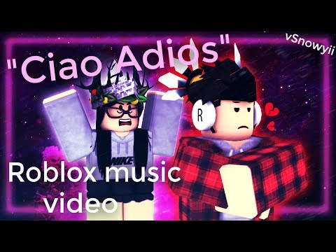 Anne Marie - Ciao Adios [Roblox Music video]