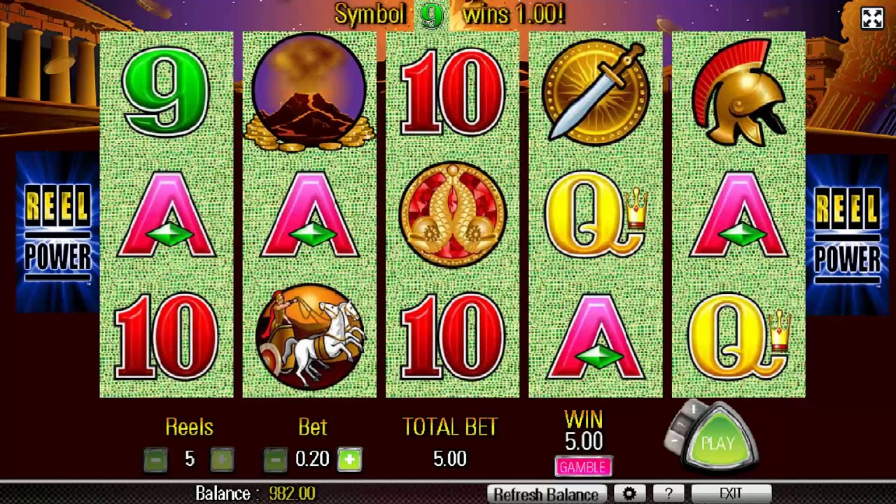 Free Penny Slots With No Download Needed