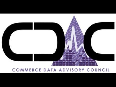 Commerce Data Advisory Council - NYC Day 1, May 5, 2016
