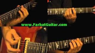 Satisfaction - Rolling Stone Guitar Cover Part 4 www.Farhatguitar.com