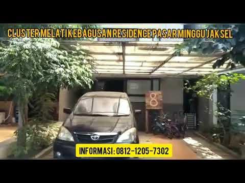 Jual Rumah 2 Lantai Di Jakarta Selatan Cluster Melati ...