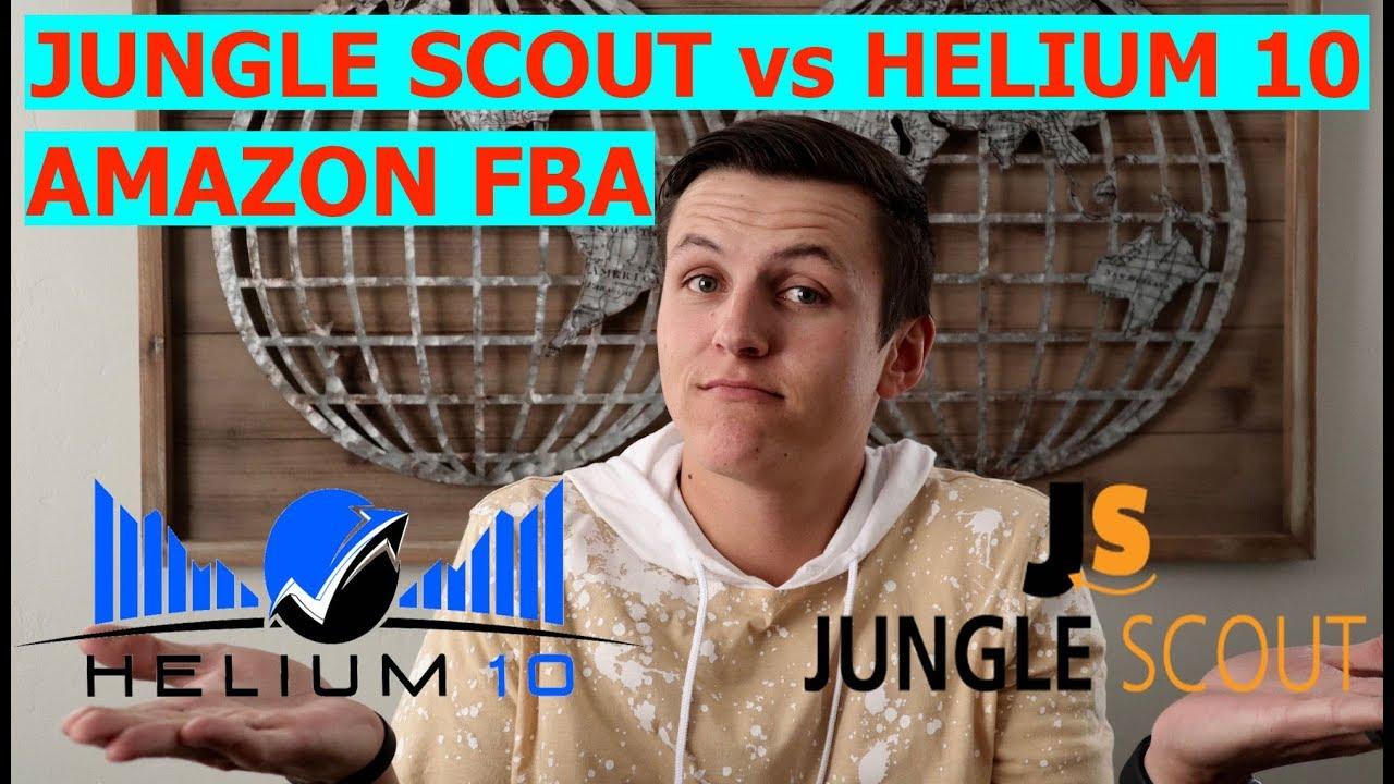 Helium 10 vs IO Scout