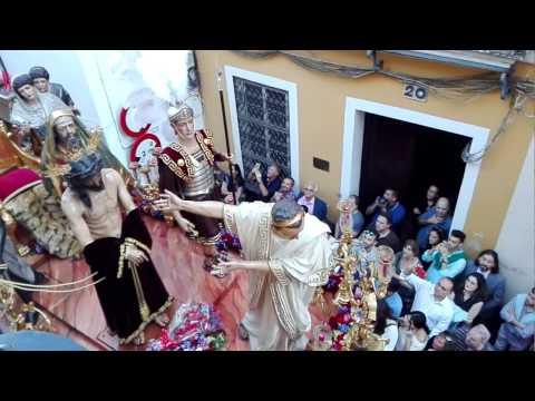 San Benito por calle Santiago (parte 1) - Martes Santo - Sevilla 2017