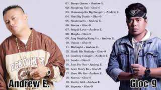 NONSTOP Andrew E, Gloc 9 Greatest Hits Love Songs OPM Tagalog Compilation