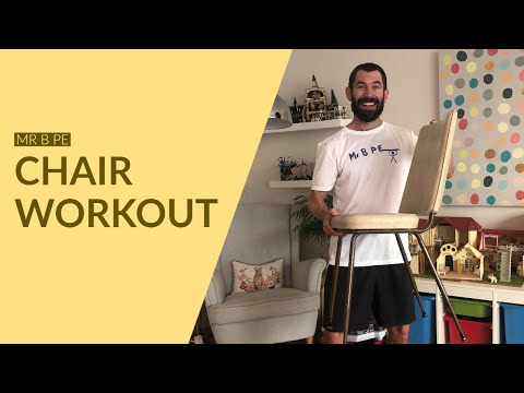 Monday Chair Workout