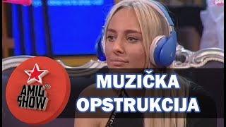 Muzička Opstrukcija - Ami G Show S11 - E23