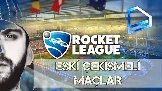 Rocket League : Türkçe - Diamond Küme 2 - ÇEKİŞMELİ - EFSANE UZATMA !