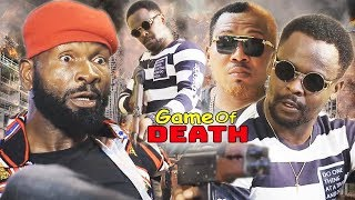 Game Of Death Season 1 - Zubby Micheal & Sylvester Madu 2019 Latest Nigerian Nollywood Movie