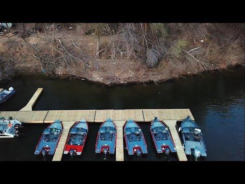 Выдача катеров на базе для рыбалки - Робинзон г. Астрахань