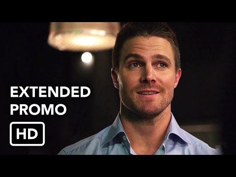 """Arrow Season 5 """"Can't Be Stopped"""" Extended Promo (HD)"""