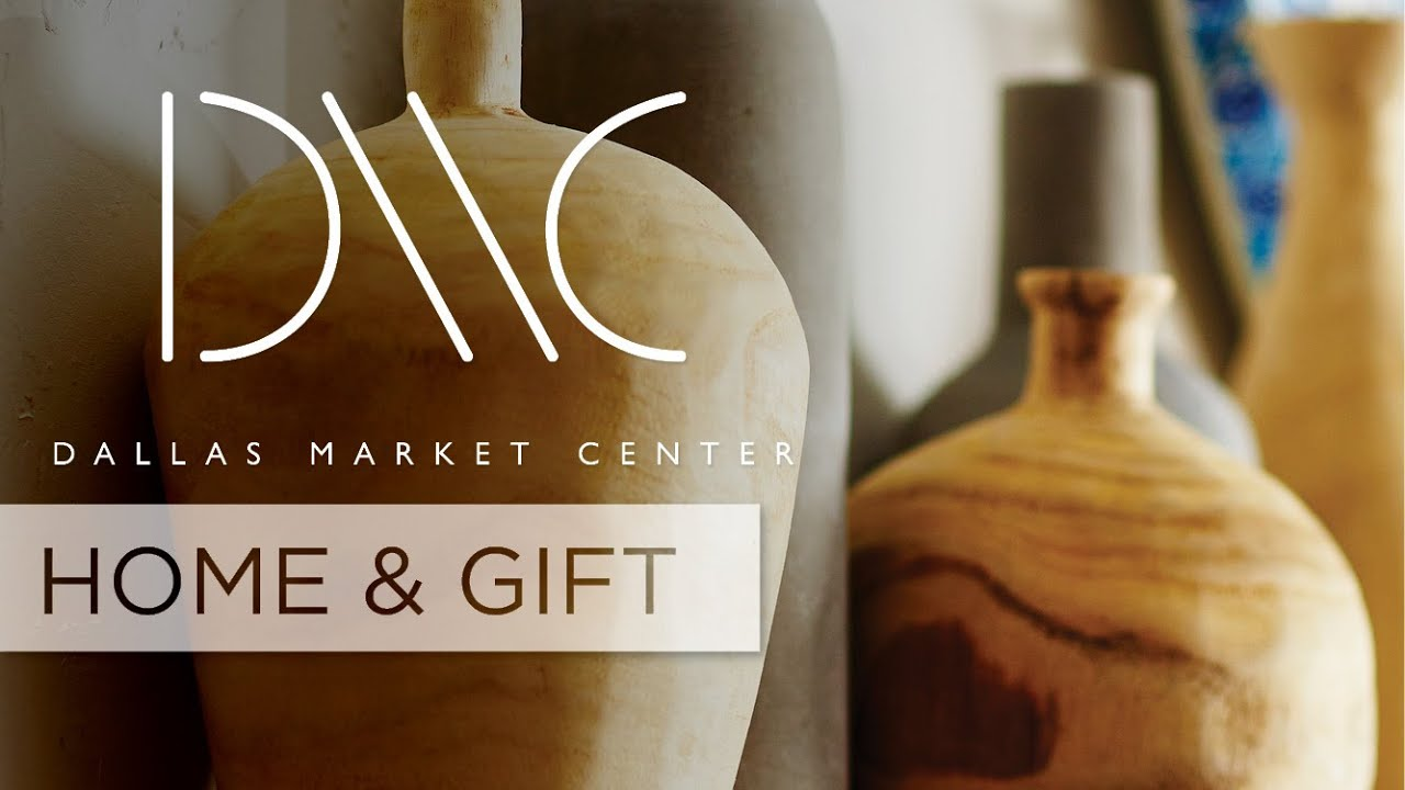 Inside Total Home & Gift Market - Dallas Market Center - YouTube