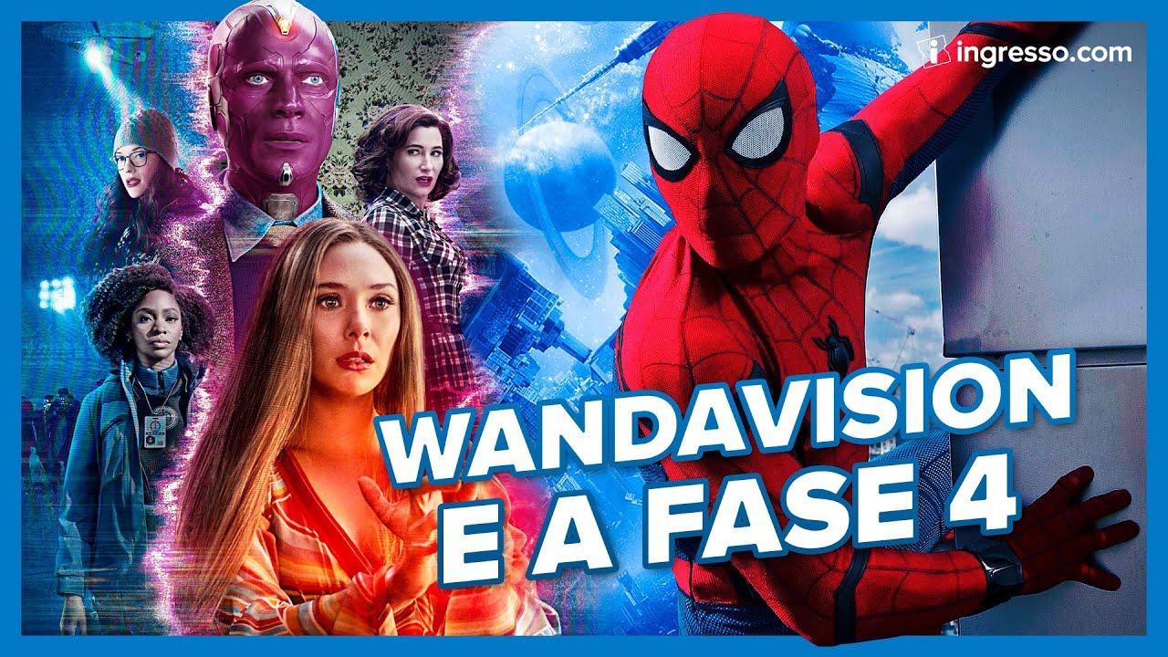 WandaVision, Fase 4 e Multiverso - O que pode acontecer?