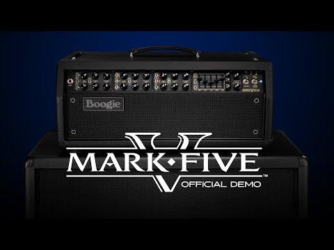 MESA/Boogie Mark Five Official Demo