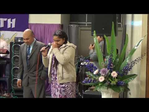 Life Healing Church Mangere Night Service 19/05/2019 - Aoao Seumalo