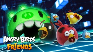 Angry Birds Friends   Retro Games Tournament