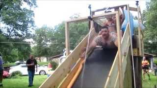DIY slip & slide          3rd annual Slip n Yardie compilation..