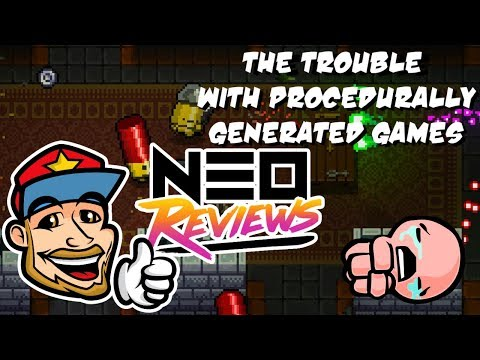 The Trouble With Procedurally Generated Games - Neo Reviews